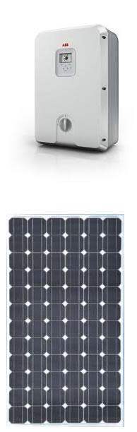 Solar system for family