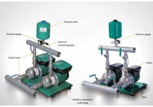 Giải pháp TKNL bằng biến tần trung áp cho bơm và quạt