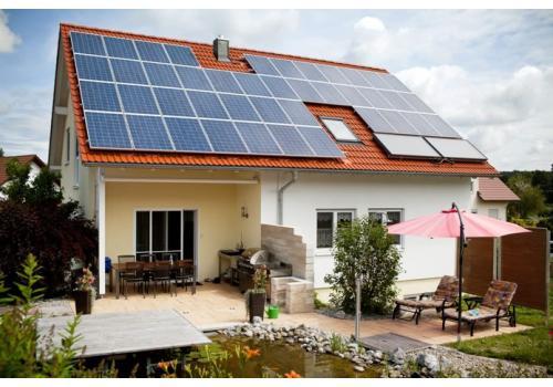 Tư vấn thiết kế lắp đặt Hệ thống Điện Mặt Trời cho gia đình