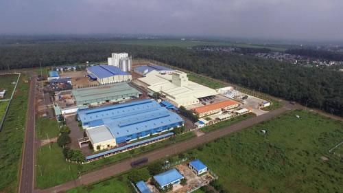 Nhà máy Thức Ăn Gia Súc Bình Minh, (Tiền Giang)