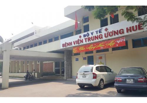 Huế Central Hospital