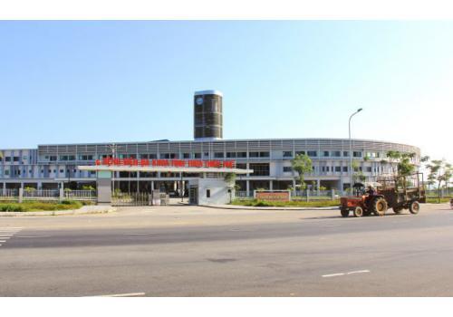 Bệnh viện Đa khoa - Thừa Thiên Huế