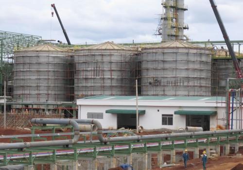 Nhà máy Ethanol Bình Phước