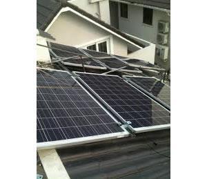 Công trình 1,5KWp điện Mặt trời tại TPHCM