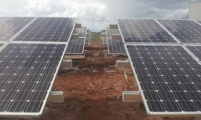Công trình 100KWp điện Mặt trời tại tỉnh Bình Dương