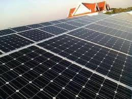 Công trình 12KWp điện Mặt trời tại Lào