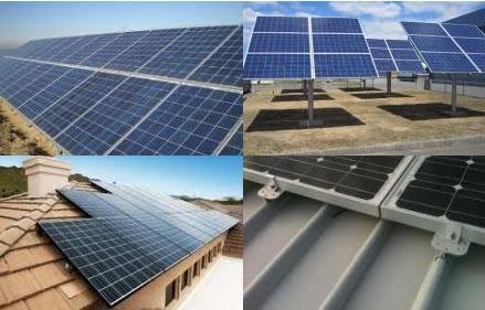 Công trình điện mặt trời 3KW off-grid tại trường ĐHBK Da Nang