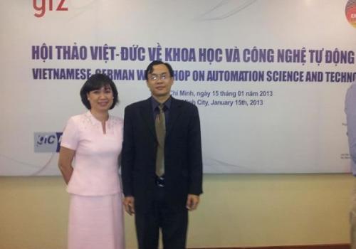 Hội thảo KHCN GIZ - STAA.HCM