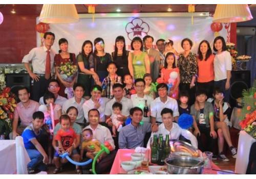 Lễ kỷ niệm 10 năm thành lập Chi nhánh Công ty ACE Hà Nội