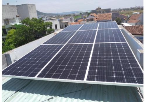 Residence Solar Power System (2019)