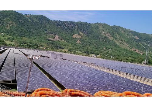 Công trình Nhà máy Điện mặt trời 10MWp (2018-2019)