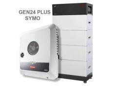 Hệ thống điện Mặt trời Gia đình 3-10KW Lưu trữ Acqui (FRONIUS - Áo Europe)