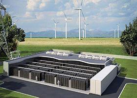 Hệ thống Lưu trữ Năng lượng (ESS) 100kWh - 10MWh